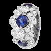 Jack Kelége Women's Diamond Wedding Band / Ring - KPBD795