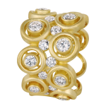 18k Yellow Gold - KGBD135-1
