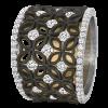 Jack Kelége Women's 18k Diamond Wedding Ring Band