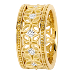 18k Yellow Gold: Eternity - KGBD170