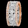 Jack Kelége Women's Diamond Wedding Ring / Band - KGBD160