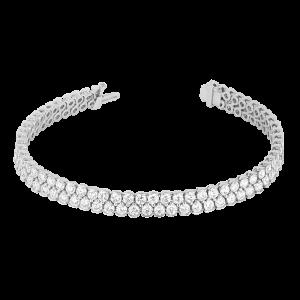 Jack Kelége Diamond Bracelet - KGB137