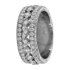 Jack Kelége Women's Diamond Wedding Band / Ring - KGBD108