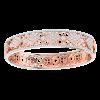 Jack Kelége Rose Gold Diamond Bracelet Bangle - KGB133