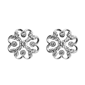 Jack Kelége Diamond Earrings - KGE118