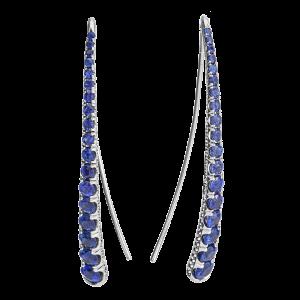 Jack Kelége Sapphire Earrings - KGE189