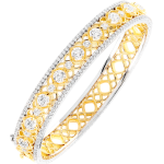 18k Yellow Gold - KGB109-1