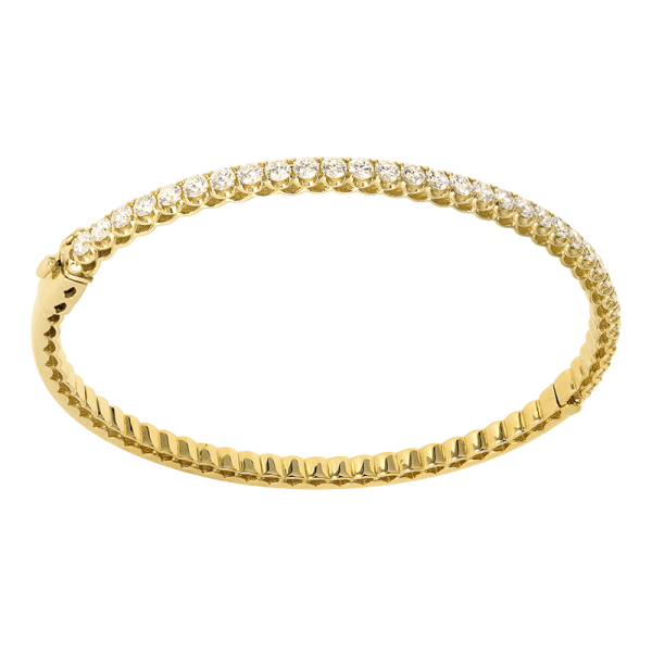 Jack Kelége Diamond Tennis Bracelet - KGB126