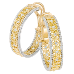 18k Yellow Gold - KGE165