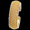Jack Kelége Diamond Bracelet Cuff - KGB106