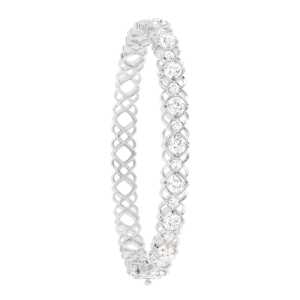 Jack Kelége white gold diamond tennis bracelet - KGB110