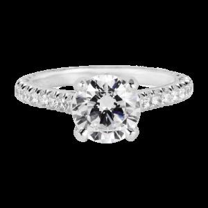 Jack Kelége diamond engagement ring KGR1181