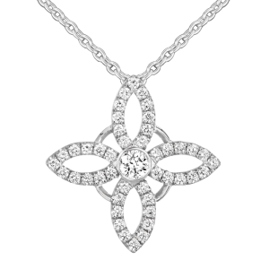 Jack Kelége diamond necklace - KGR144