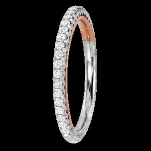 Jack Kelège diamond wedding band - KGR1127BD