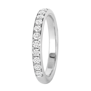 Jack Kelége diamond wedding band - KGR1077BD
