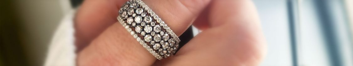 Jack Kelége diamond fashion rings
